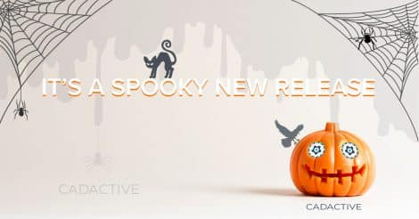 It's A Spooky New Release